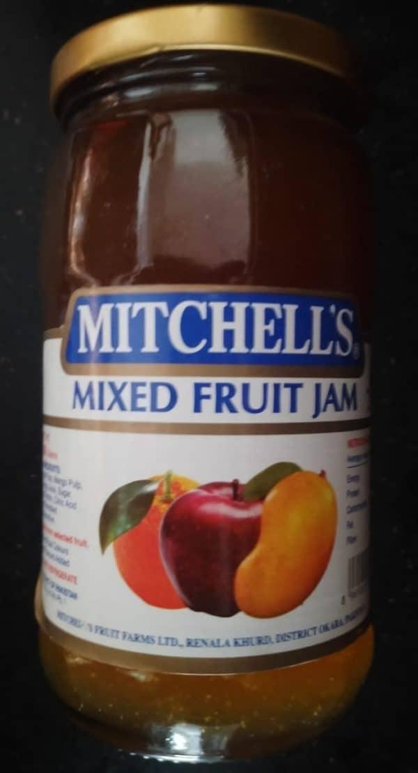 Mitchells Mixed Fruit Jam