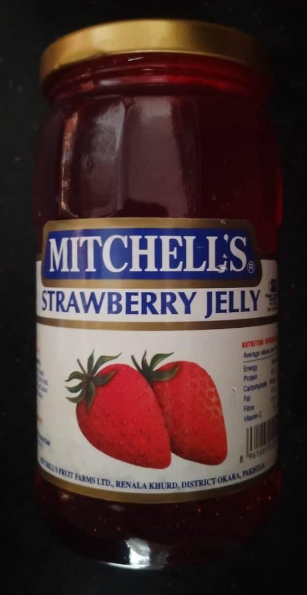 Mitchell's Strawberry Jelly