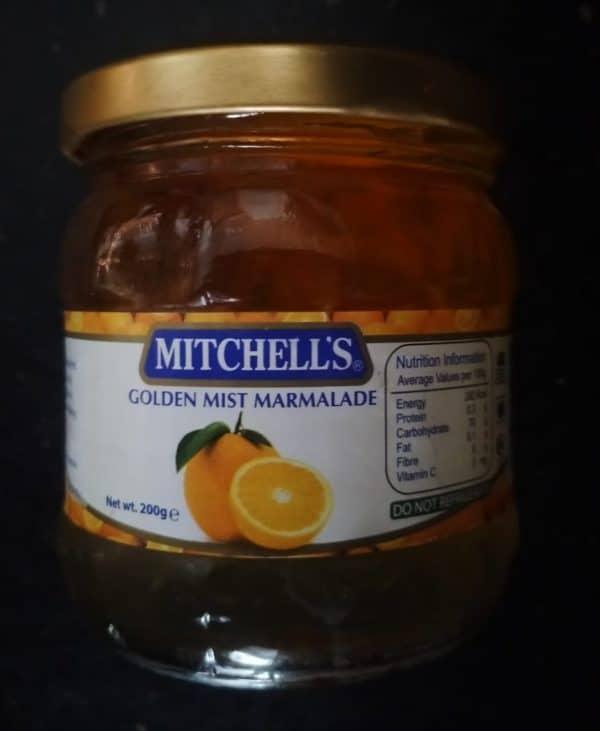 Golden Mist Marmalade