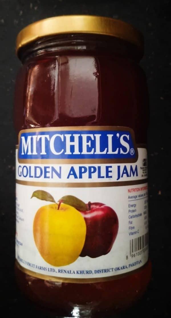 Mitchell's Golden Apple Jam